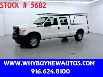 Ford F250 ~ 4x4 ~ Crew Cab ~ Only 36K Miles! 2011
