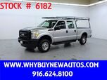 2011 Ford F250 ~ 4x4 ~ Crew Cab ~ Only 38K Miles!