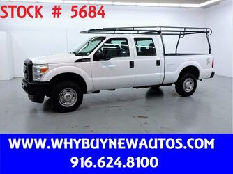 Ford F250 ~ 4x4 ~ Crew Cab ~ Only 42K Miles! 2011