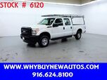 2011 Ford F250 ~ 4x4 ~ Crew Cab ~ Only 43K Miles!