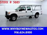 2011 Ford F250 ~ 4x4 ~ Crew Cab ~ Only 47K Miles!