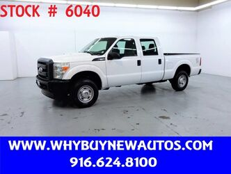 Ford F250 ~ 4x4 ~ Crew Cab ~ Only 50K Miles! 2011