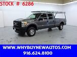 2011 Ford F250 ~ 4x4 ~ Crew Cab ~ Only 54K Miles!