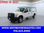 2011 Ford F250 ~ 4x4 ~ Crew Cab ~ Only 62K Miles!