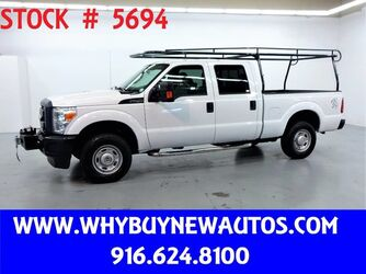 Ford F250 ~ 4x4 ~ Crew Cab ~ Only 68K Miles! 2011