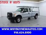 2011 Ford F250 ~ 4x4 ~ Extended Cab ~ Only 18K Miles!