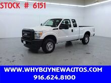2011_Ford_F250_~ 4x4 ~ Extended Cab ~ Only 32K Miles!_ Rocklin CA
