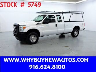 Ford F250 ~ 4x4 ~ Extended Cab ~ Only 56K Miles! 2011