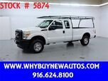 2011 Ford F250 ~ 4x4 ~ Extended Cab ~ Only 60K Miles!