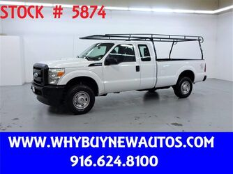 Ford F250 ~ 4x4 ~ Extended Cab ~ Only 60K Miles! 2011
