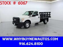 2011_Ford_F250_~ 8ft. Stake Bed ~ Only 20K Miles!_ Rocklin CA