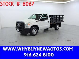 Ford F250 ~ 8ft. Stake Bed ~ Only 20K Miles! 2011