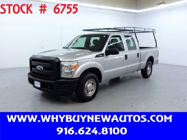 2011 Ford F250 ~ Crew Cab ~ Only 29K Miles! Rocklin CA