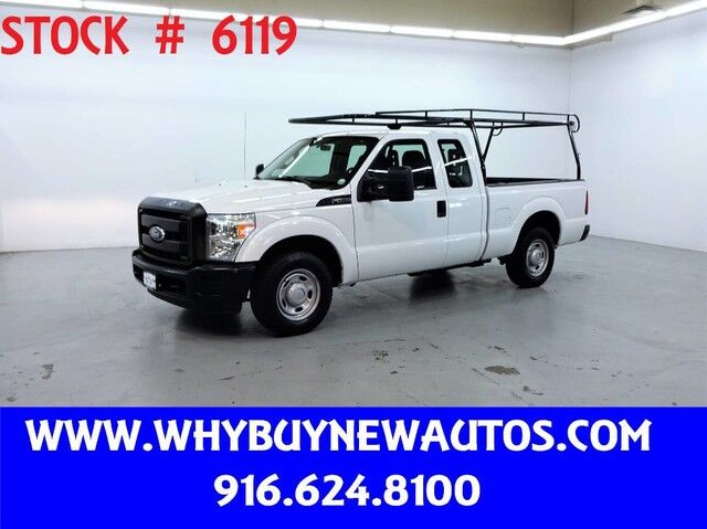2011 Ford F250 ~ Extended Cab ~ Only 31K Miles! Rocklin CA