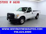 2011 Ford F250 ~ Liftgate ~ Only 44K Miles!