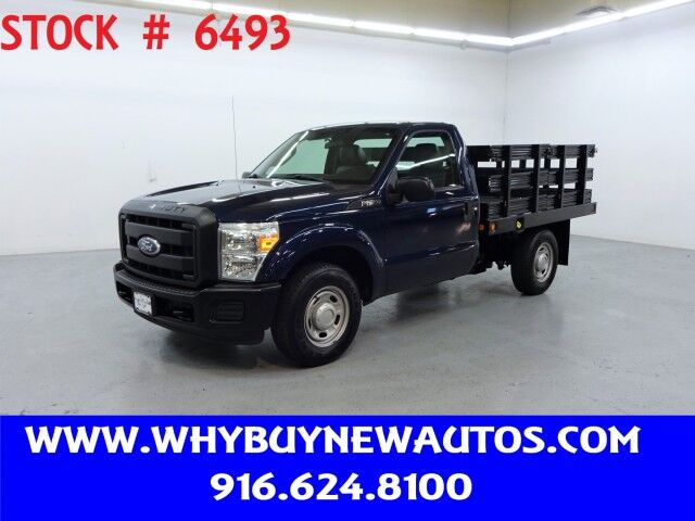 2011 Ford F250 ~ Only 26K Miles! Rocklin CA