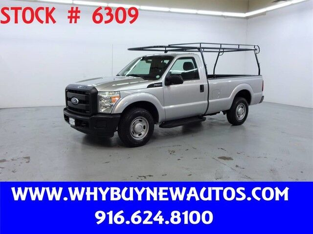 2011 Ford F250 ~ Only 33K Miles! Rocklin CA