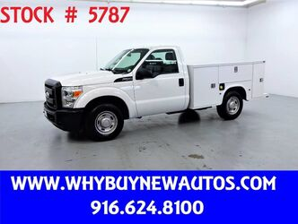 Ford F250 ~ Only 35K Miles! 2011