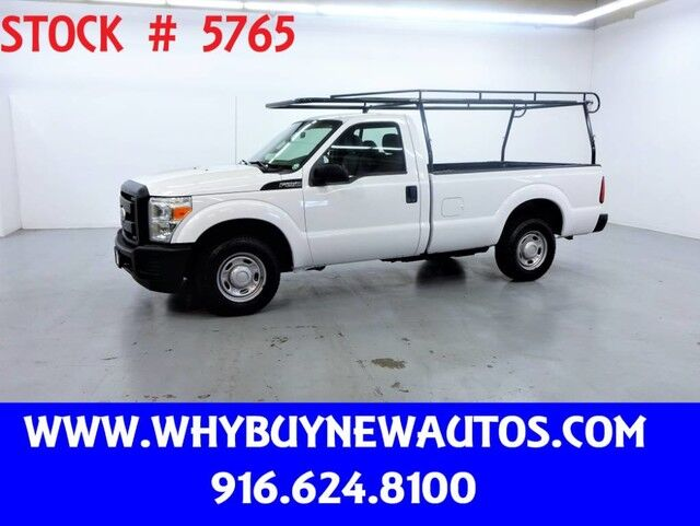 2011 Ford F250 ~ Only 62K Miles! Rocklin CA