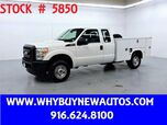 2011 Ford F250 Utility ~ 4x4 ~ Extended Cab ~ Only 45K Miles!