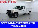 2011 Ford F250 Utility ~ 4x4 ~ Extended Cab ~ Only 70K Miles!