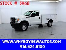 2011_Ford_F250_Utility ~ 4x4 ~ Only 16K Miles!_ Rocklin CA