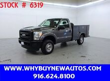 2011_Ford_F250_Utility ~ 4x4 ~ Only 48K Miles!_ Rocklin CA