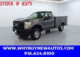 2011 Ford F250 Utility ~ 4x4 ~ Only 62K Miles!