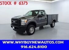 2011_Ford_F250_Utility ~ 4x4 ~ Only 62K Miles!_ Rocklin CA