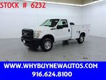 2011 Ford F250 Utility ~ 4x4 ~ Only 63K Miles!