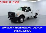 2011 Ford F250 Utility ~ 4x4 ~ Only 64K Miles!