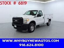 2011_Ford_F250_Utility ~ 4x4 ~ Only 73K Miles!_ Rocklin CA