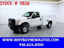 2011_Ford_F250_Utility ~ 4x4 ~ Only 81K Miles!_ Rocklin CA