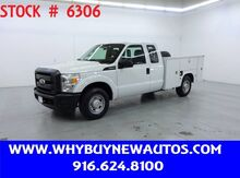 2011_Ford_F250_Utility ~ Extended Cab ~ Only 32K Miles!_ Rocklin CA