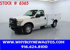 2011_Ford_F250_Utility ~ Only 14K Miles!_ Rocklin CA