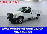 2011 Ford F250 Utility ~ Only 19K Miles!