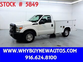 Ford F250 Utility ~ Only 37K Miles! 2011