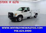 2011 Ford F250 Utility ~ Only 46K Miles!