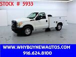 2011 Ford F250 Utility ~ Only 50K Miles!