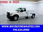 2011 Ford F250 Utility ~ Only 51K Miles!