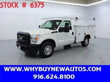 2011_Ford_F250_Utility ~ Only 52K Miles!_ Rocklin CA