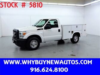 Ford F250 Utility ~ Only 53K Miles! 2011