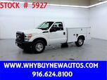 2011 Ford F250 Utility ~ Only 59K Miles!