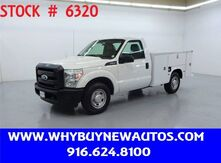 2011_Ford_F250_Utility ~ Only 77K Miles!_ Rocklin CA