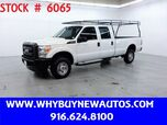 2011 Ford F350 ~ 4x4 ~ Crew Cab ~ Only 41K Miles!