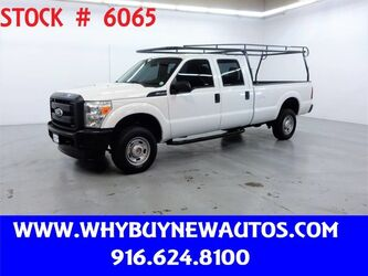 Ford F350 ~ 4x4 ~ Crew Cab ~ Only 41K Miles! 2011