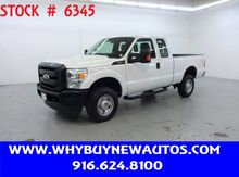 2011_Ford_F350_~ 4x4 ~ Extended Cab ~ Only 71K Miles!_ Rocklin CA