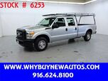 2011 Ford F350 ~ Crew Cab ~ Only 17K Miles!