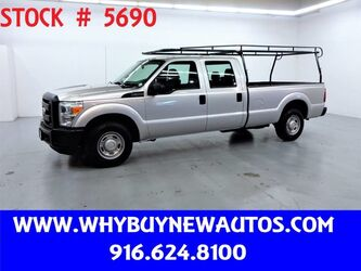 Ford F350 ~ Crew Cab ~ Only 34K Miles! 2011