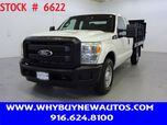 2011 Ford F350 ~ Extended Cab ~ Stake Bed ~ Only 64K Miles!